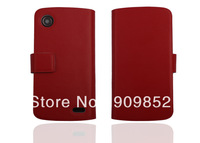 4Color,High Quality Leather case for Lenovo A800,Doormoon 100%Real cowhide case cover,Free shipping