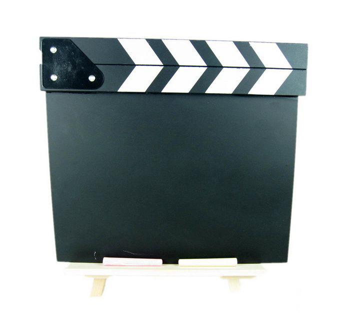 blank film slate - photo #24