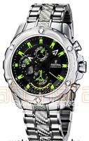 Festina Uhr Multifunktion Herren-Armbanduhr Chronograph New Quartz Steel Strip F16525/3