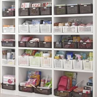 Achetez en gros panier de jouets en plastique en ligne for Boite de rangement cuisine