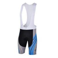 Multi-Color Cycling Bib Short for Riding with 3d Coolmax Pants Sports Clothes