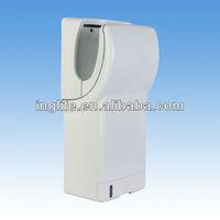 Aluminium Alloy Dual Jet Hand Dryer with Brushless Motor 220V ING-9402