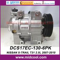 COMPRESSOR FOR NISSAN X-TRAIL T31 2.5L 2007-2010