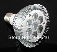 21W High Brightness E27 PAR30 LED Waterproof Bulb holiday lamp / light X1ounit/lot