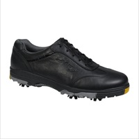 Free Shipping.Men's Golf Shoes,Hot Sale 2013 Branded, Super shock absorption, super stability,Top material, classic style.