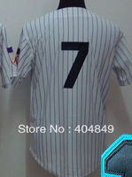 AA+ 7 multi type Mickey Mantle jersey, new york women gray white VINTAGE throwback Jersey, custom wholesale free shipping.