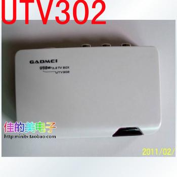 Utv302 usb notebook tv box tv card