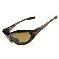 Cycling sunglasses two wearing style anti-slip anti-sweat sunglasses QM139