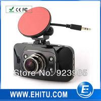 Hot! Ambarella GS8000 GPS Car DVR 1080P Full HD Motion Detection Night Vision Wide Angle HDMI 5M Camera 2.7 16:9 LCD