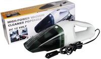 60W Mini 12V High-Power Portable Handheld Car Vacuum Cleaner