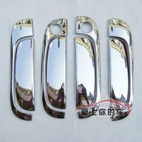 Free Shipping Chollima KIA new rio door handle door handle sets decoration refires  Refit