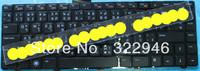 FREEshipping NEW ORIGINALGENUINE laptop keyboard for Dell Inspiron M5040 N4110 N4050 N5040 N5050 XPS THAI