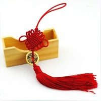 Fashion Jewelry Chinese knot copper cash hangings chinese style unique gifts Holiday decorations