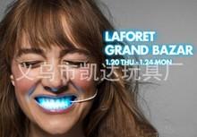 led flashing mouth promotion
