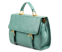 2013 New Fashion Leather Vintage Candy Color Cute Girls Women Messenger Bag Shoulder Bags Handbag Free Shipping