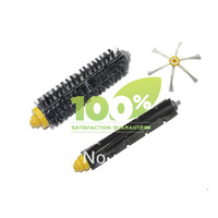 Replacement Brush For iRobot Roomba 700 760 770 780 Bristle Brush and Flexible Beater Brush 6 Arms Side Brush