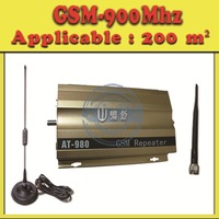 Excellent quality,GSM 900 MHZ repeater,Boosters,Cell phone signal amplification enhancement expander,one year warranty.