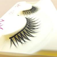 Falses Lashes 10 Pairs Thick Long Dolly Wink False Eyelashes Hand Tools Korean Makeup False Eyelashes For Women