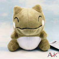 Pokemon plush toy doll stuffed dolls anime figures 16cm Pokemon avatars brown