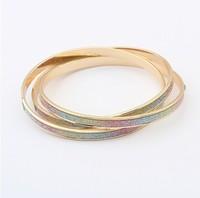 (min order can mix style) 2013 new Exaggerated EuropeRayli Fashion frosted bracelet  fashion Bracelets