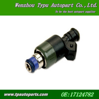 High performance Low Resistance Fuel Injector 17124782 For sale