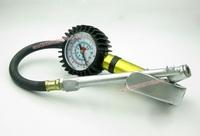 Pneumatic tire pressure table tire pressure gun inflatable gun tyre pressure gauge belt morale of the table inflatable gun