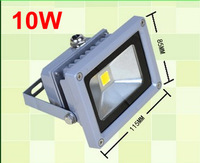 Free Shipping 30pcs/lot 10W LED flood light for Landscape Lighting