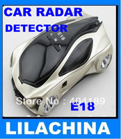 Wholesale Car Radar Detector with LED Display Russian and English languages Free Shipping