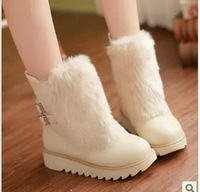 freeshipping  fashion newest  34 -43 big yards flat flat woman with short boots boots  Ultra-low discount sales105