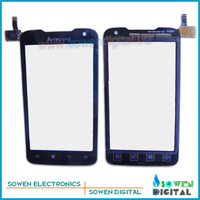 for Lenovo P700 touch screen digitizer touch panel touchscreen.Original ,free shipping