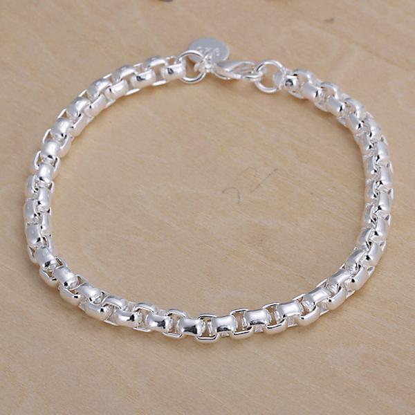 wholesale christmas China mens bracelets cheap bracelet hand chain for men bracelet stainless steel LKNSPCH157(China (Mainland))