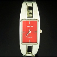 Kimio Ms. Han edition fashion bracelets table wrist watch steel and women students to watch