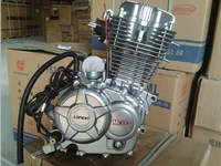 Free shipping,For Loncin engine cg200 trijets 200 engine tricycle