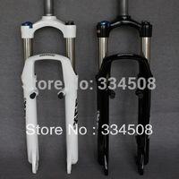 free shipping 2013SANTOUR 2013 models XCR oil spring fork mouontain bike fork Oil spring fork
