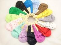 2013 New reach Top quality women's cotton socks winter keep warm comfortable sock
