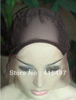 French lace New Wig materials wholesale lace wig Cap inside inner caps net sale wig making Supplier ePacket free shipping