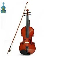 Violin solid wood violin handmade shiraki line