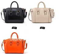 2013 Bags fashion women's crocodile pattern handbag elegant shoulder bag messenger bag free shipping