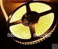 5M Warm White 3528 Flexible LED Strip Non-Waterproof 300 Leds Free Shipping