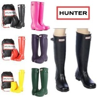 Classic A Rain Boots Waterproof Women Wellies Boots Tall Shoes 2013 Good Quality FREE SHIPMENT