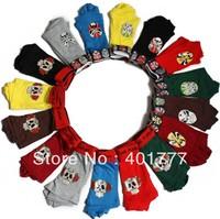 Free Shipping Hot sale !! 10pcs/lot Skull Men's Modal Boxers Shorts Multicolor Men's Sexy Underwear Brifes Sz: L/XL/XXL