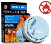 Free Shipping! Smoke Detector  Fire Detector Sensor  SD002