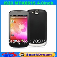 Star i930 Phone With Mini S3 i9300 Android 4.0 Single Core MTK6515 4.0 Inch Capacitive Screen Smart Phone