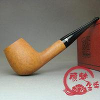 Bc butz choquin super supermats glossy briar smoking pipe 1772