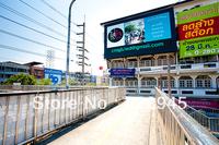 P12 seamless outdoor led billboard screen
