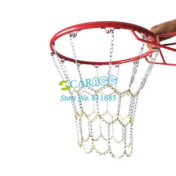 New Professional Zinc-plating Rust Resistant Metal Hoop Basketball Ring Net TK0814
