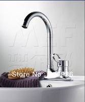 Wholesale and retail  Basin Faucet Chrome Finish bathroom tap mixer 596142