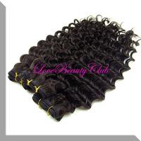 Cheap Malaysian Deep Wave Virgin Hair Malaysian Virgin Hair Deep Wave Weave 100% Malaysian Virgin Hair 50g/pcs