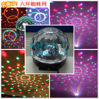 Belt small led crystal magic ball bar lights rohana ktv light dancing lights ktv laser light