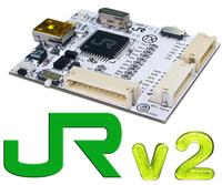 100% New J-R V2 JR Programmer JRP V2 JRPv2 Nand free shipping